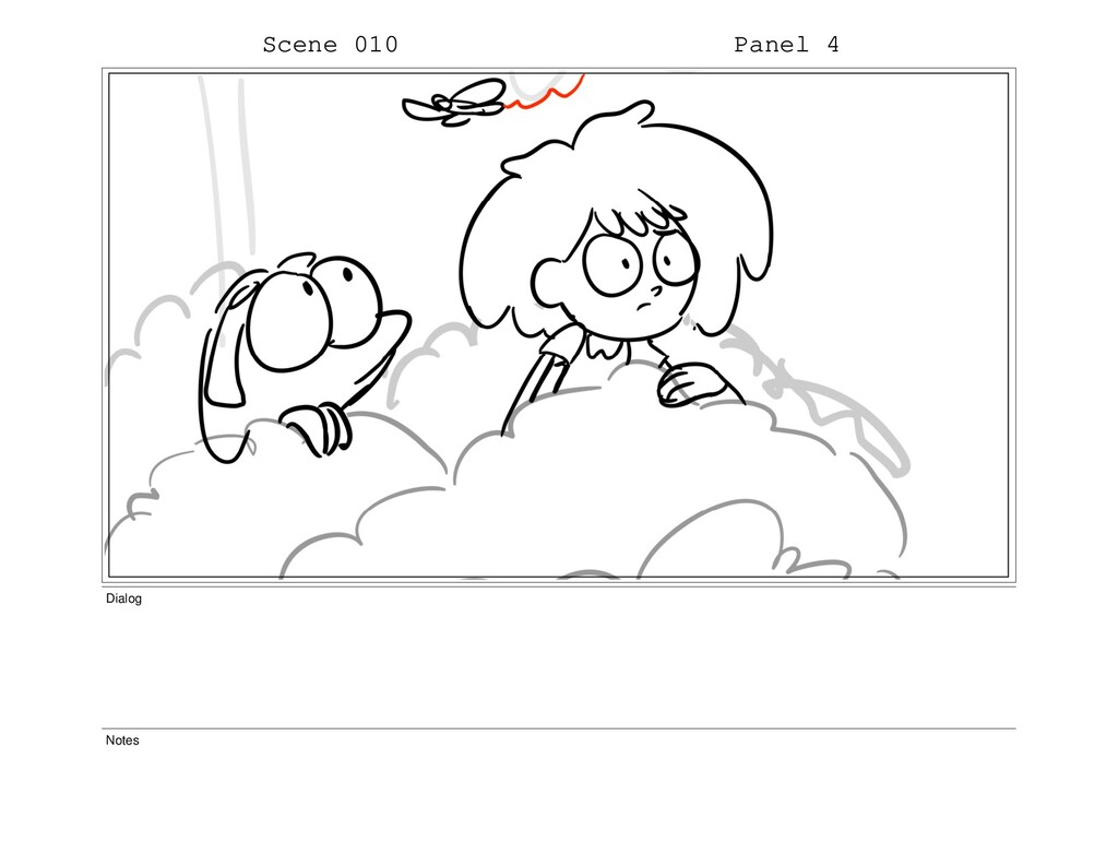 Scene 010 Panel 4 Dialog Notes
