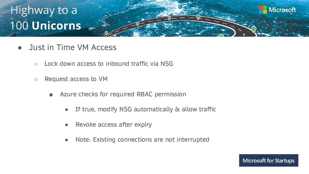 Kerala ● Just in Time VM Access ○ Lock down acc...