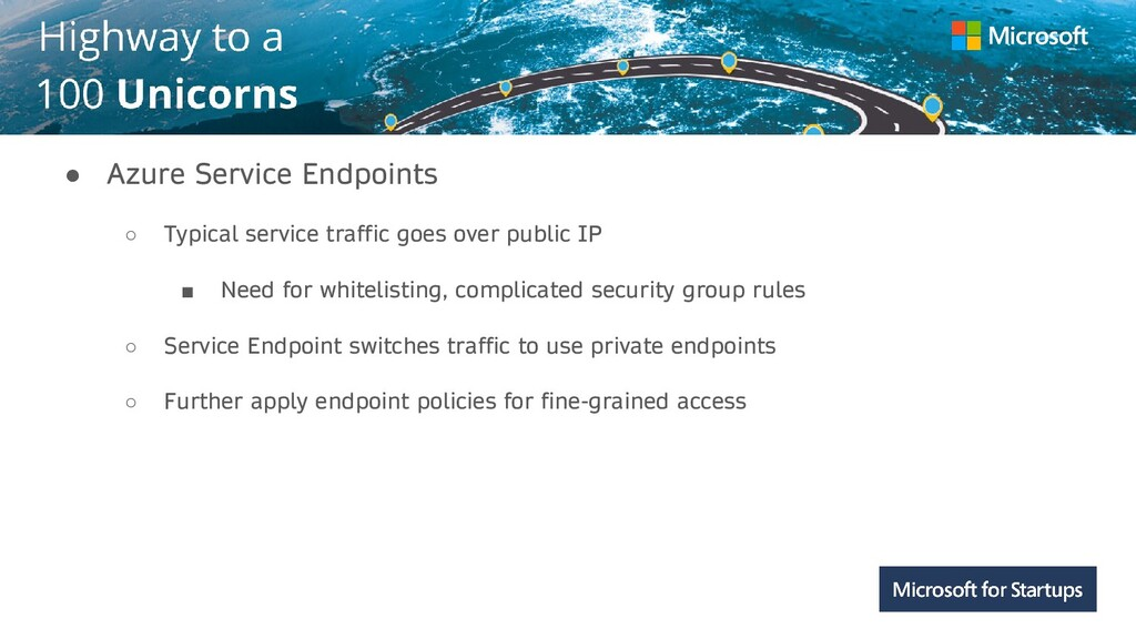 Kerala ● Azure Service Endpoints ○ Typical serv...
