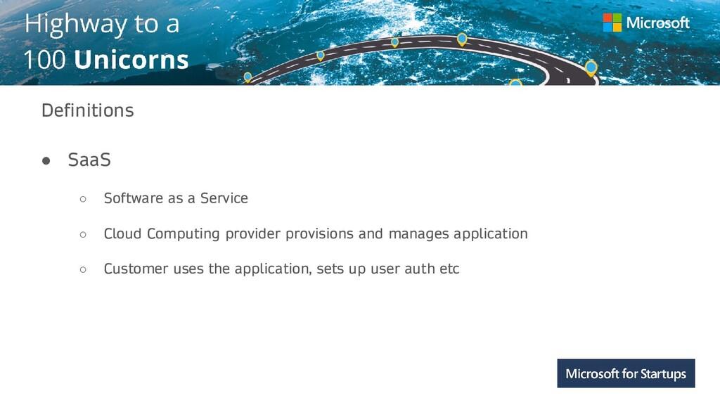 Kerala Definitions ● SaaS ○ Software as a Servi...