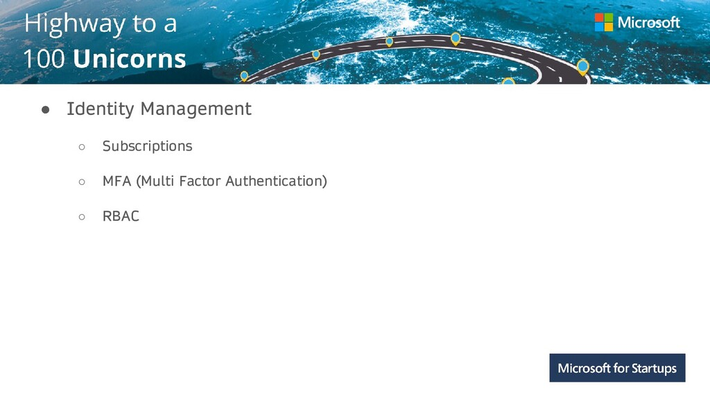 Kerala ● Identity Management ○ Subscriptions ○ ...