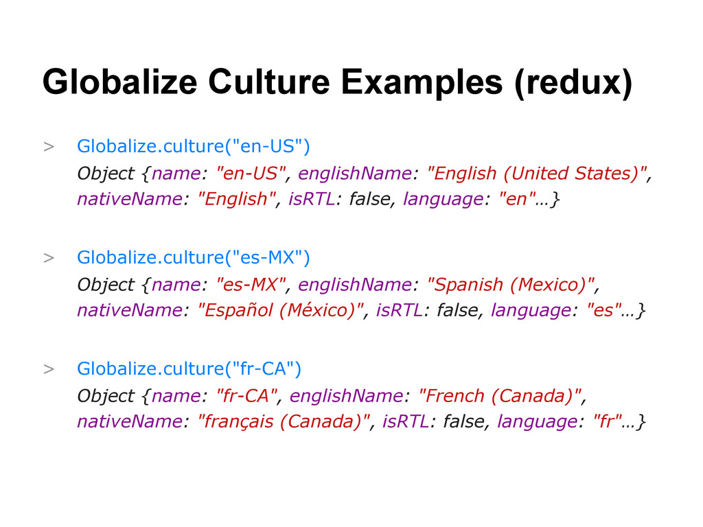 Globalize Culture Examples (redux) > Globalize....