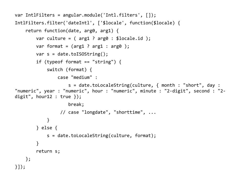 var IntlFilters = angular.module('Intl.filters'...