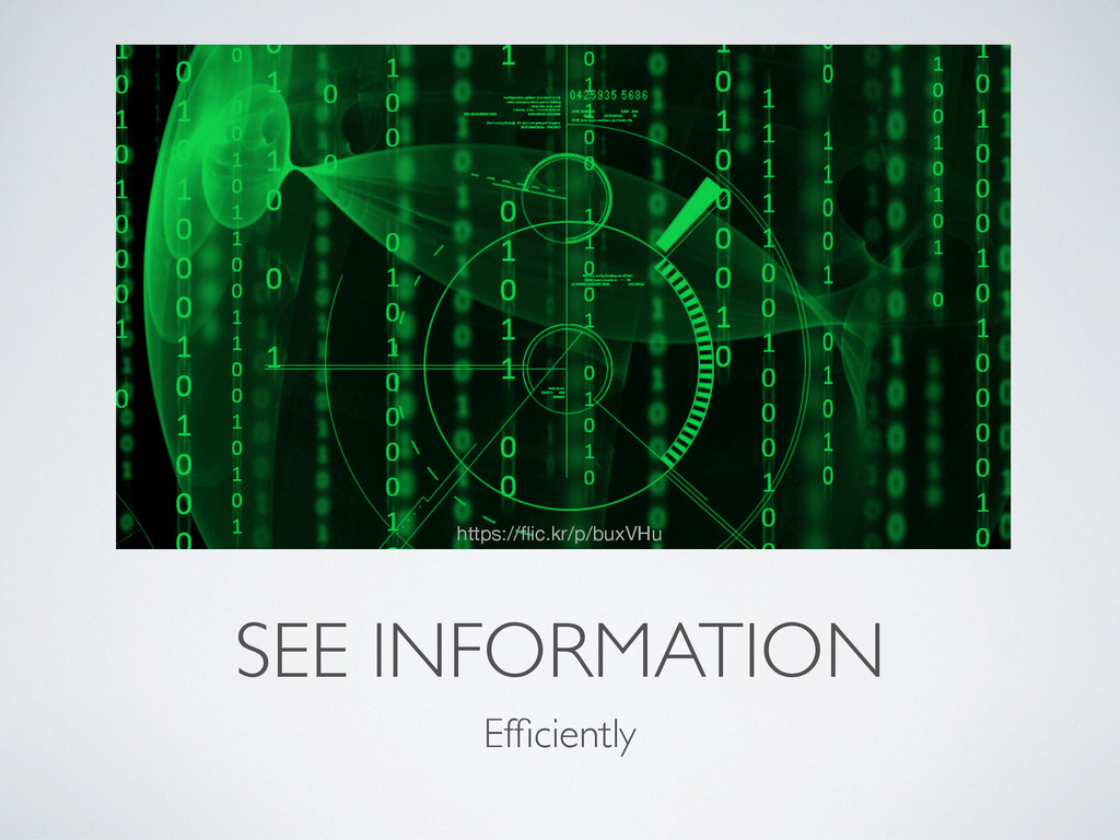 SEE INFORMATION Efficiently https://flic.kr/p/bux...