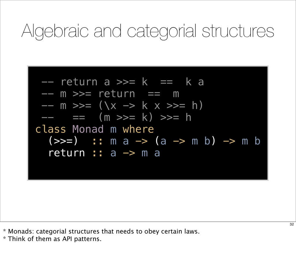Algebraic and categorial structures -- return a...