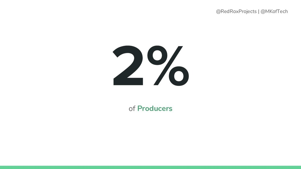 of Producers @RedRoxProjects   @MKofTech