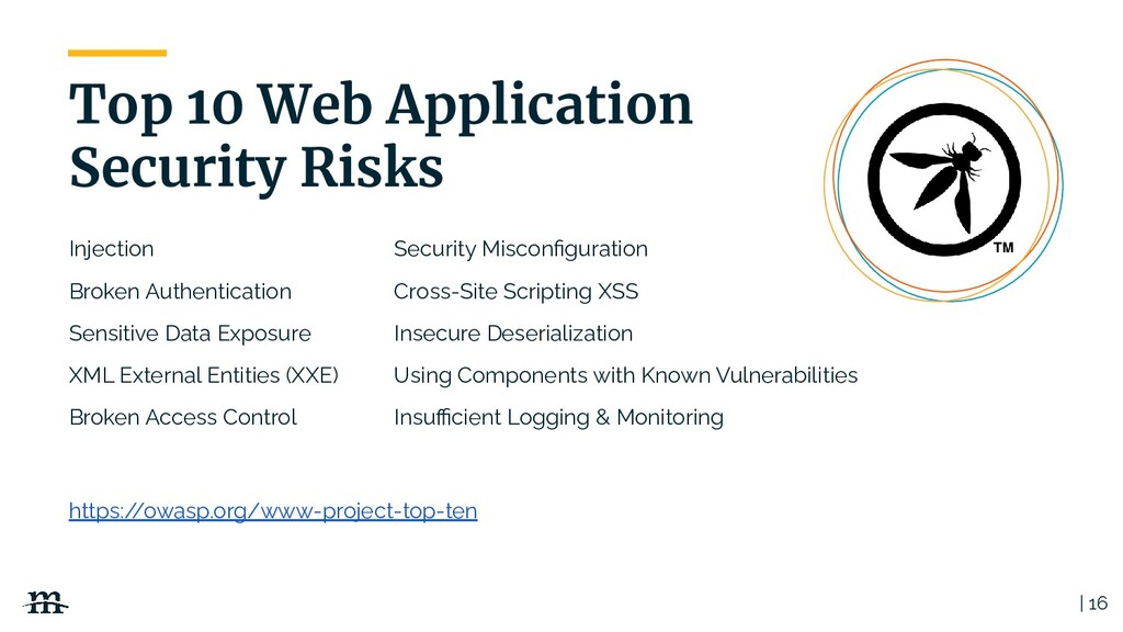 | 16 Top 10 Web Application Security Risks Inje...