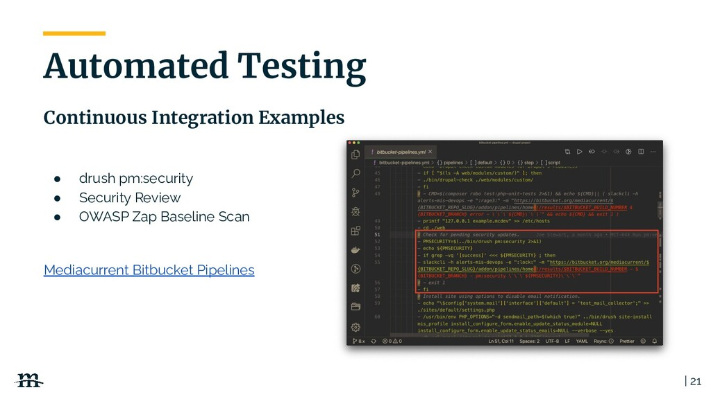 | 21 Automated Testing Continuous Integration E...