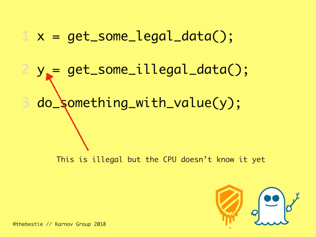 1 x = get_some_legal_data(); 2 y = get_some_ill...