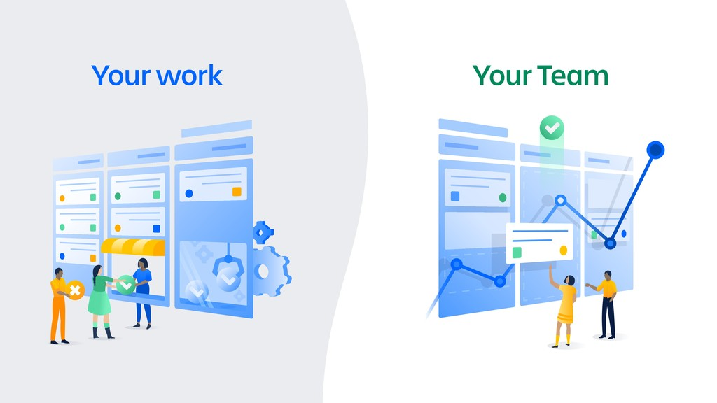 Your work Your Team