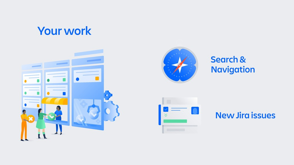Your work Search & Navigation New Jira issues