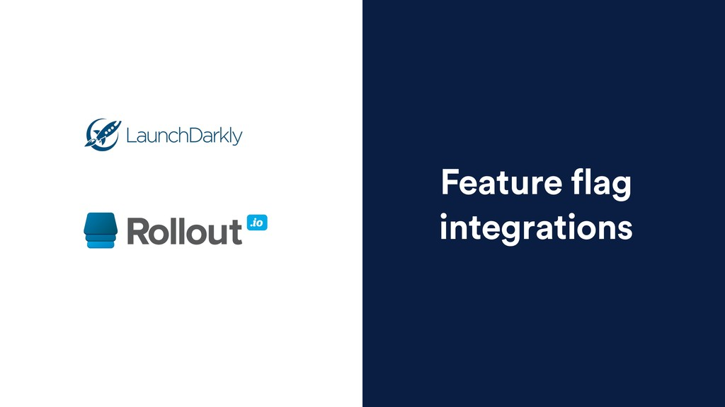 Feature flag integrations