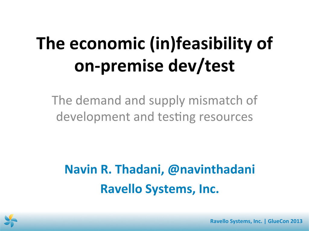 The economic (in)feasibility of  ...