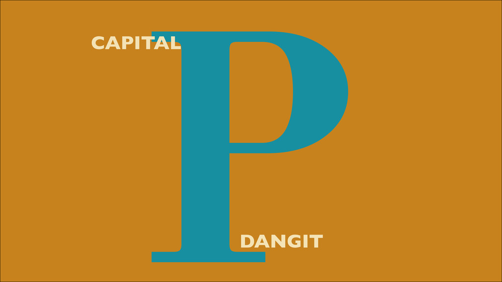 P CAPITAL DANGIT