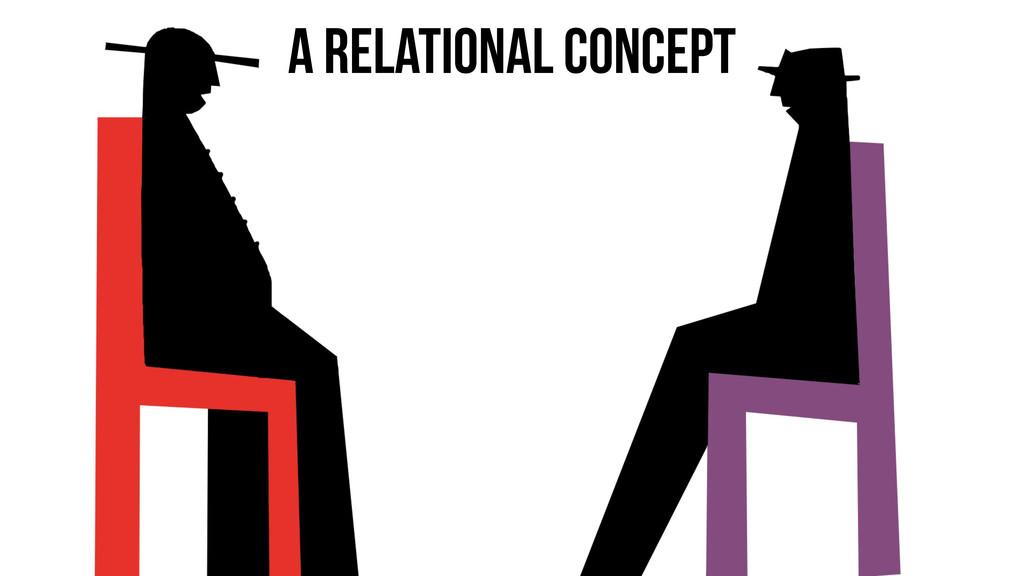 A Relational Concept