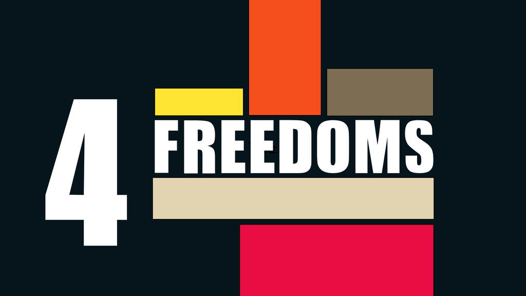 Use Text 4FREEDOMS