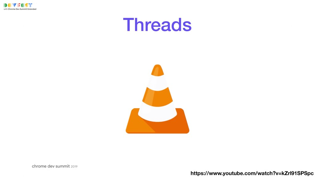 Threads https://www.youtube.com/watch?v=kZrl91S...