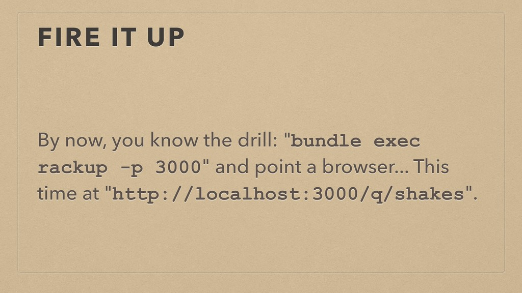 "FIRE IT UP By now, you know the drill: ""bundle ..."