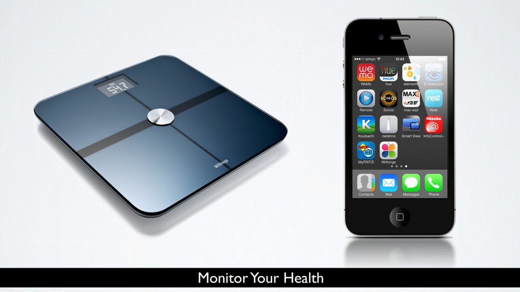 Monitor Your Health