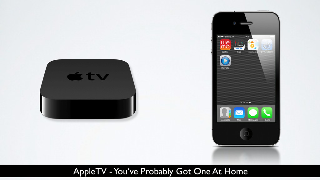 AppleTV - You've Probably Got One At Home