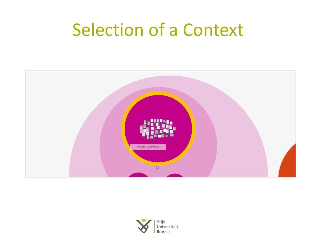 Selection of a Context