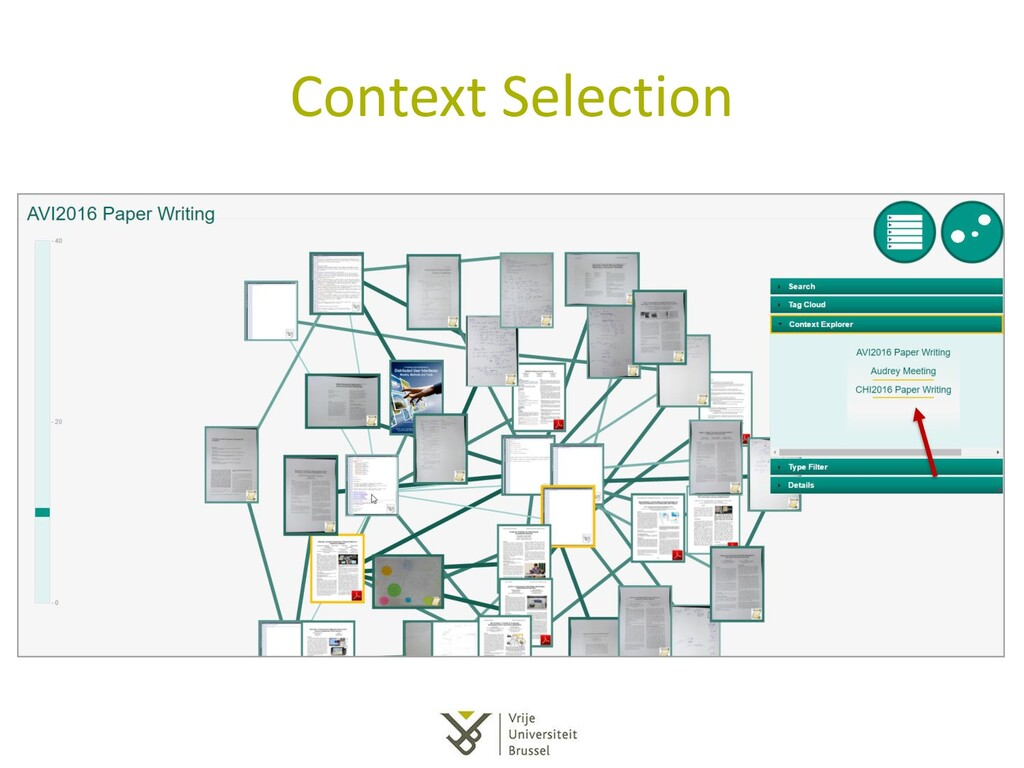 Context Selection