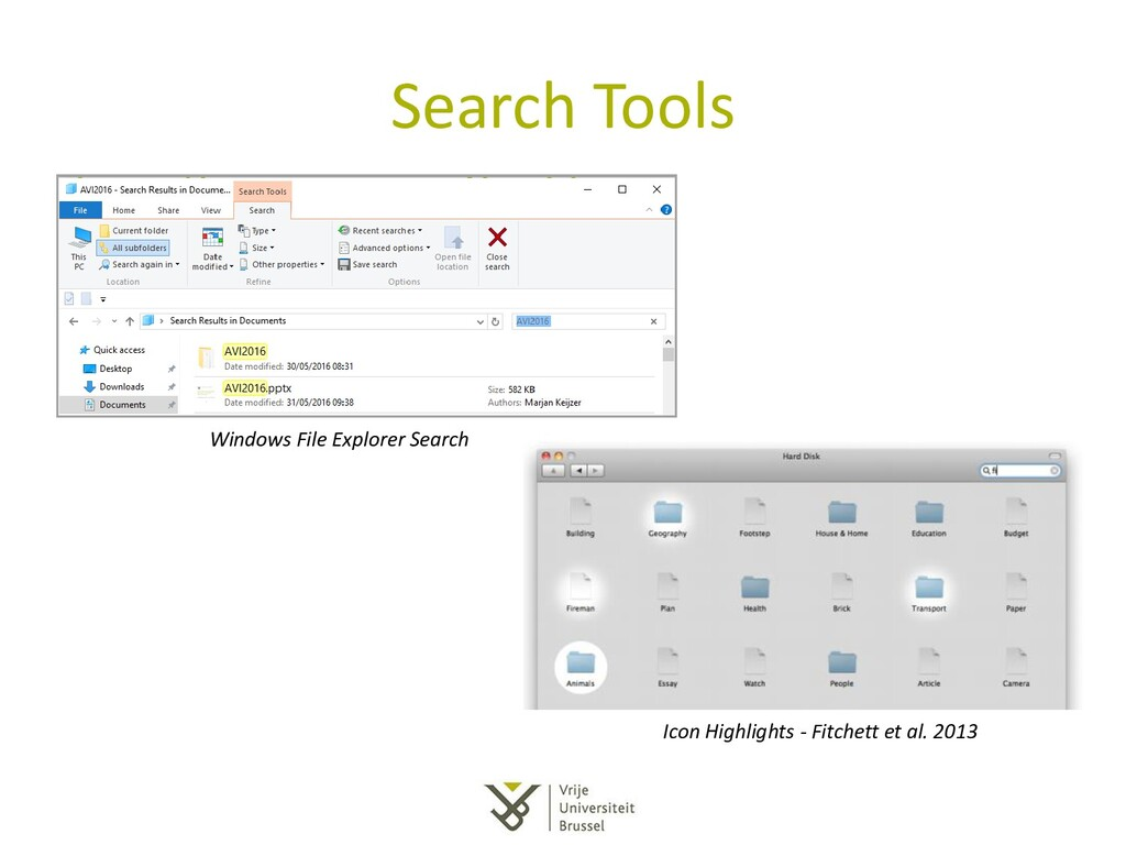 Search Tools Icon Highlights - Fitchett et al. ...