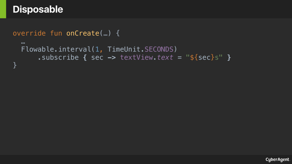 override fun onCreate(…) { …
