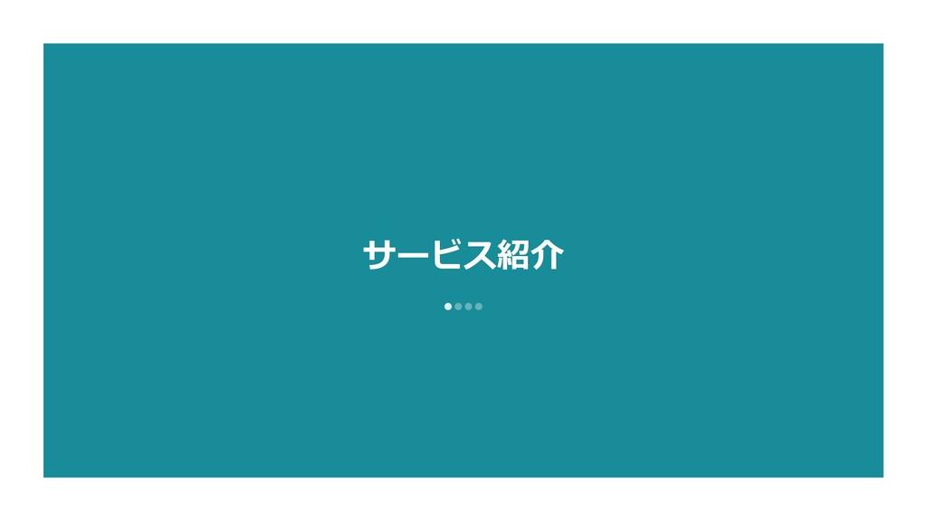 ●●●● サービス紹介