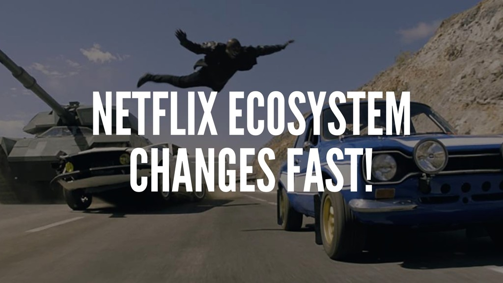 NETFLIX ECOSYSTEM CHANGES FAST!