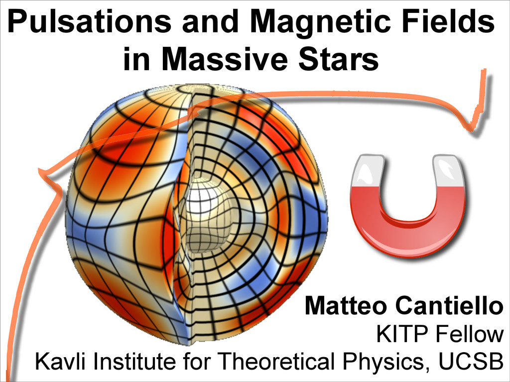 Matteo Cantiello KITP Fellow Kavli Institute fo...
