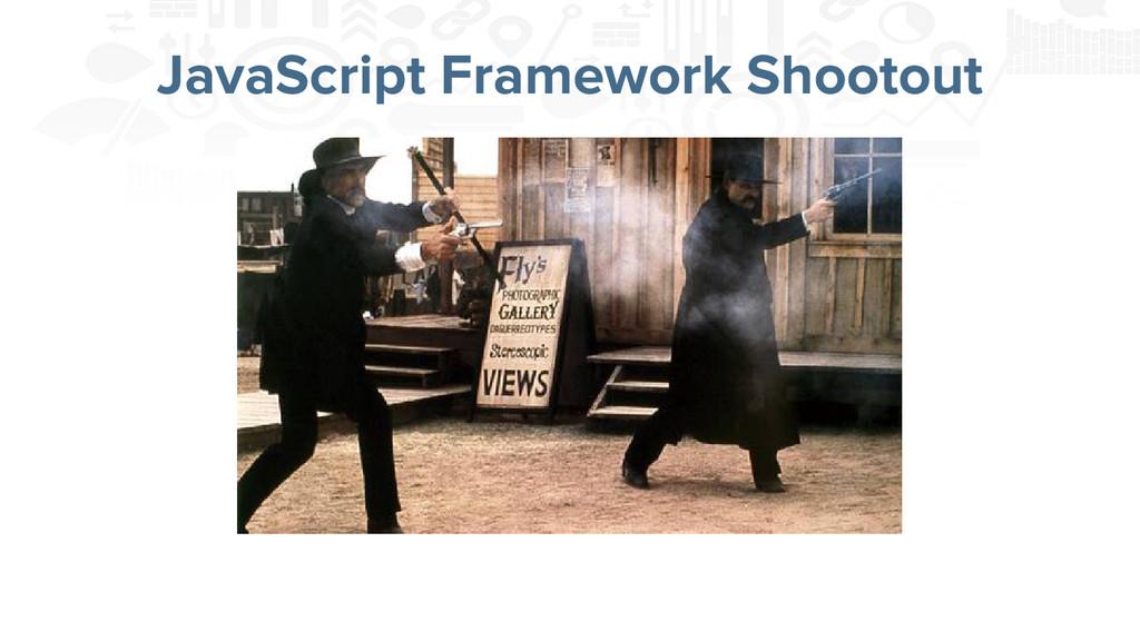 JavaScript Framework Shootout
