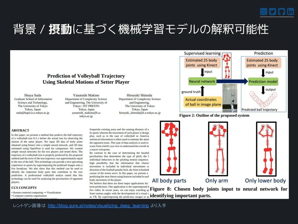 Atom Scott 背景 / 摂動に基づく機械学習モデルの解釈可能性 レントゲン画像は ht...