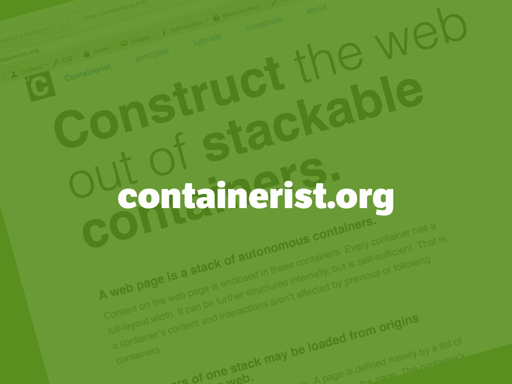 containerist.org