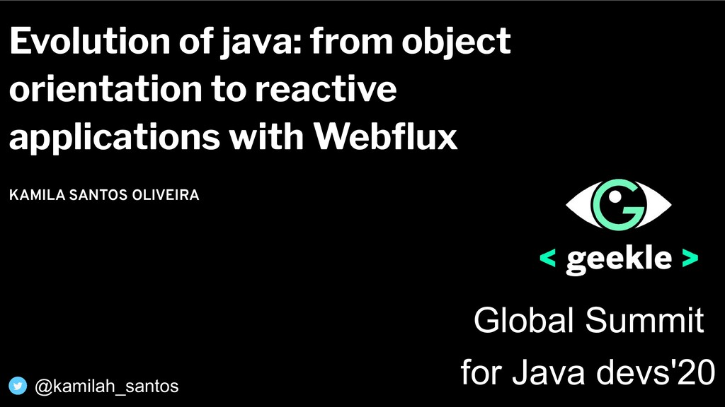 Evolution of java: from object orientation to r...