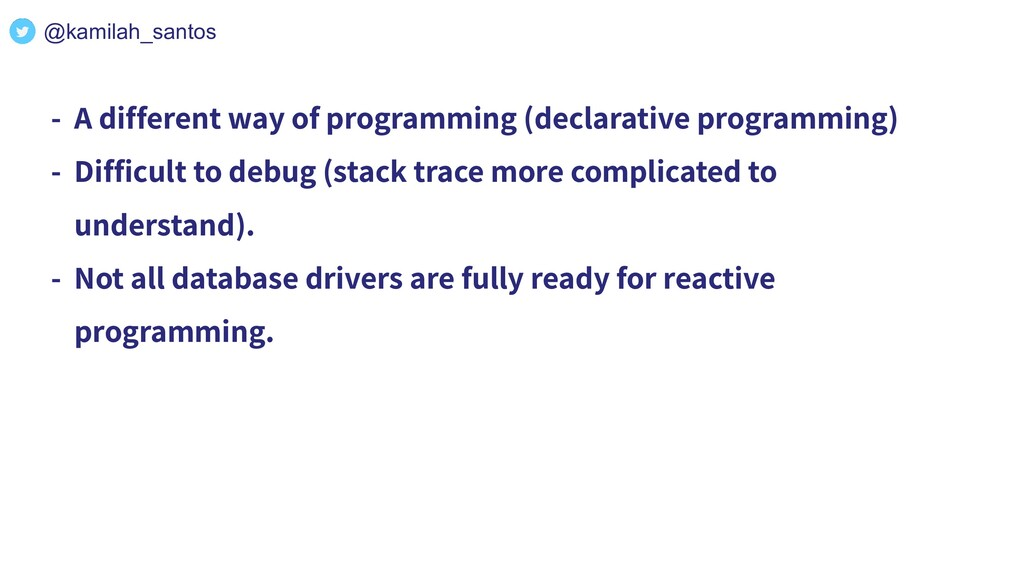 - A different way of programming (declarative p...