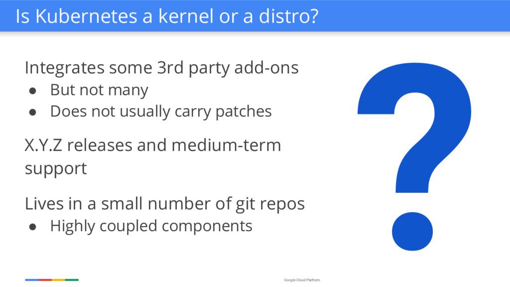 Google Cloud Platform Integrates some 3rd party...