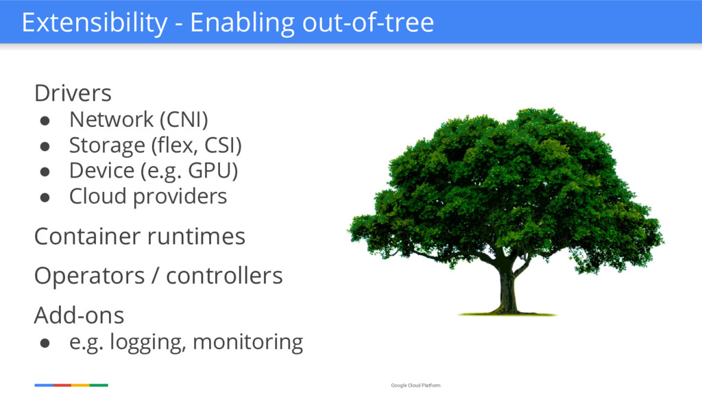 Google Cloud Platform Extensibility - Enabling ...
