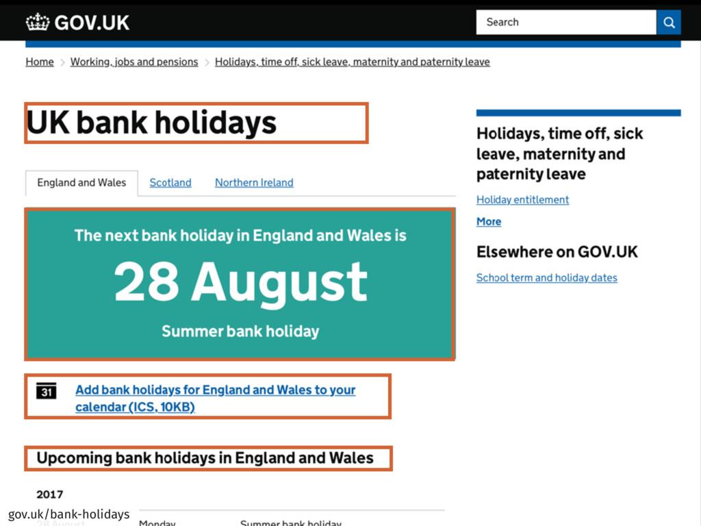gov.uk/bank-holidays