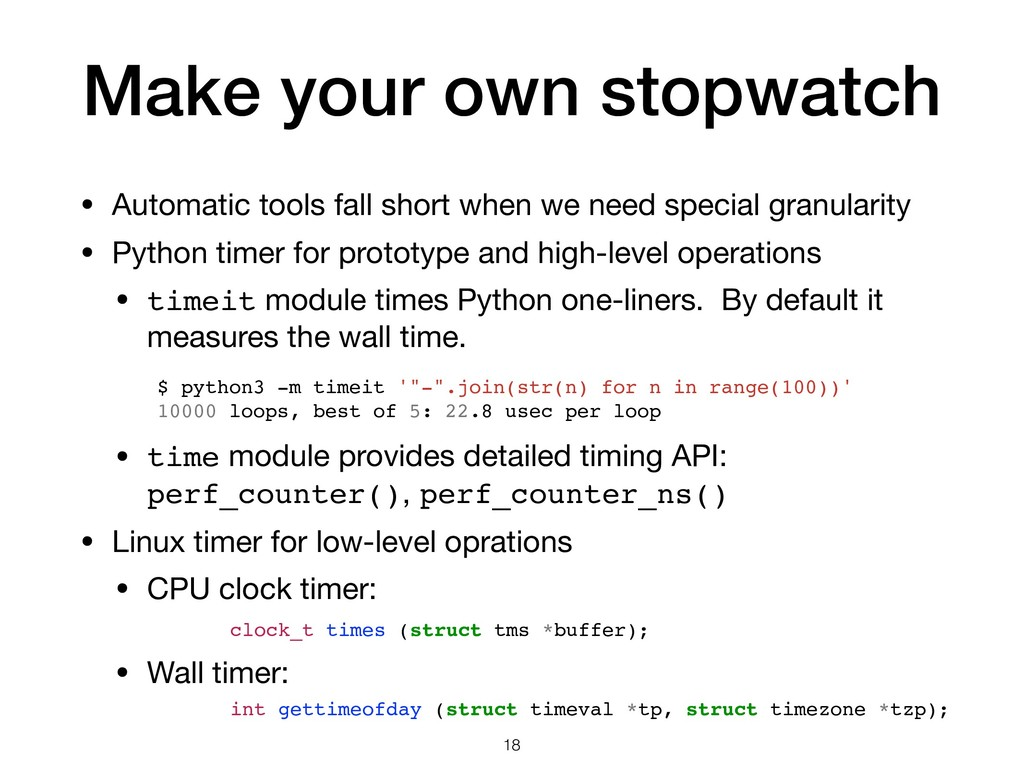 Make your own stopwatch • Automatic tools fall ...