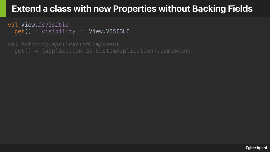 val View.isVisible get() = visibility == View.V...