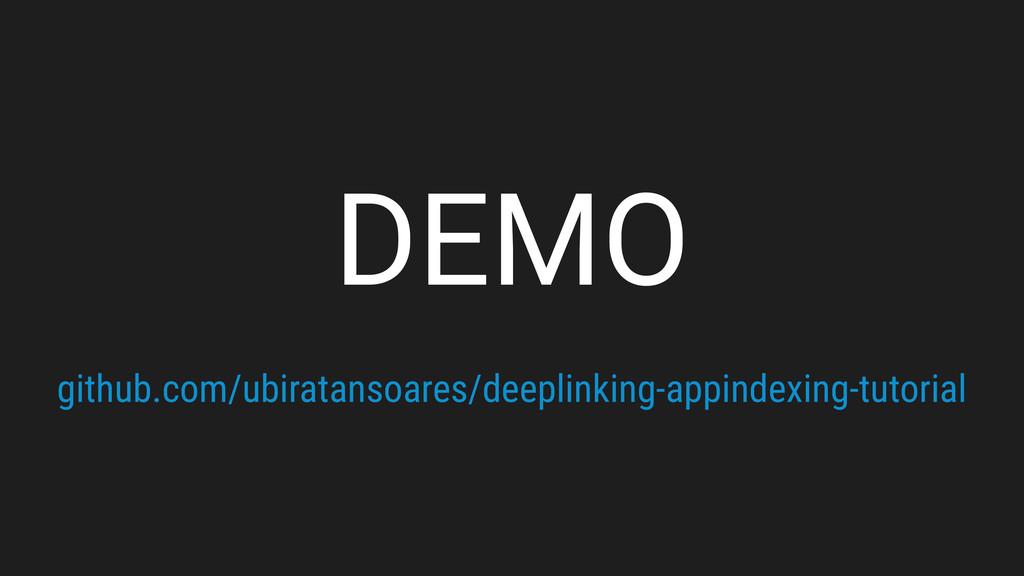 DEMO github.com/ubiratansoares/deeplinking-appi...