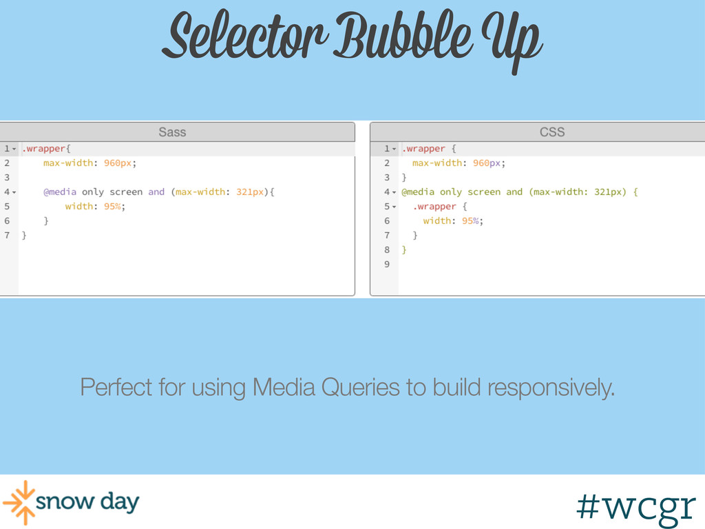 #wcgr Selector Bubble Up Perfect for using Medi...