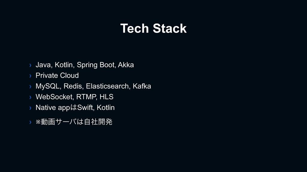 Tech Stack › Java, Kotlin, Spring Boot, Akka › ...