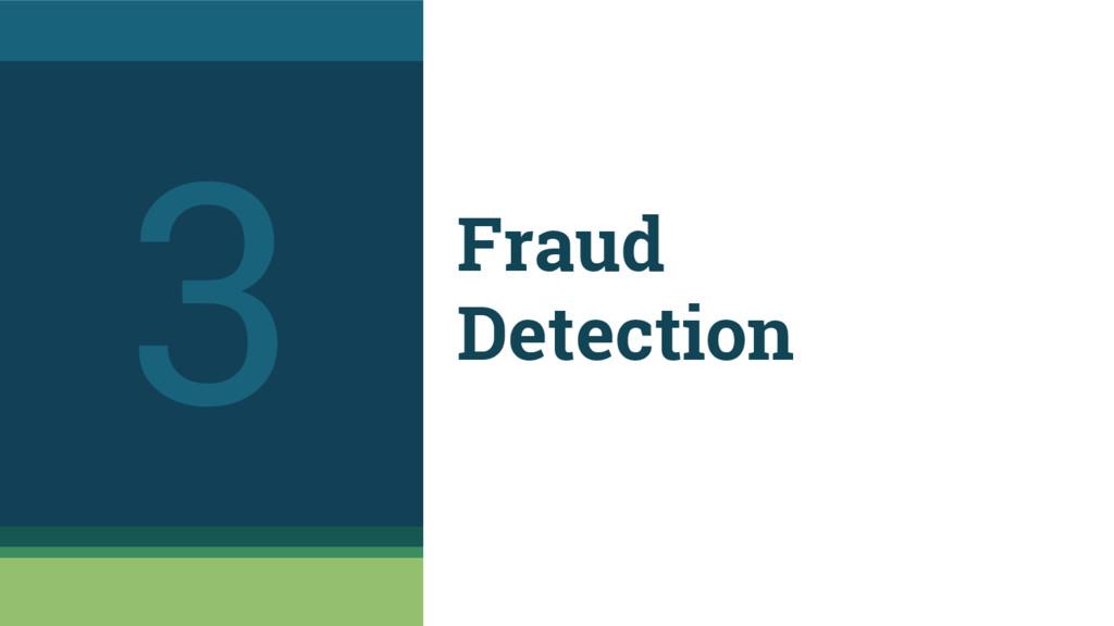 Fraud Detection 3