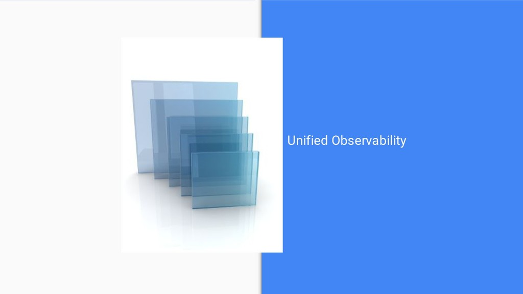 Unified Observability