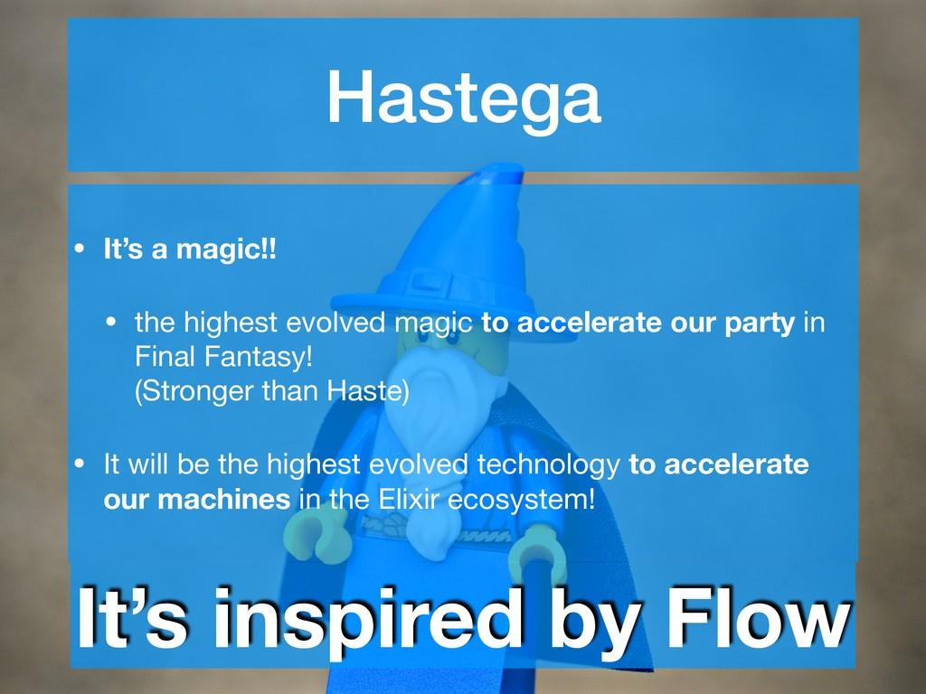 Hastega • It's a magic!! • the highest evolved ...