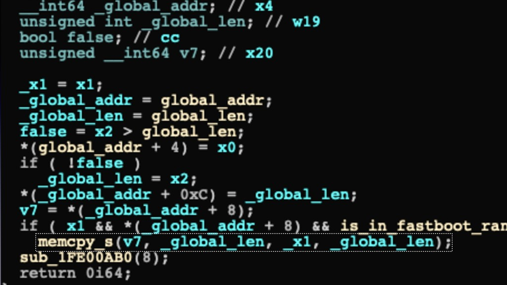 x0 = controlled, x2 = 0x1FExxxxx Write Primitiv...