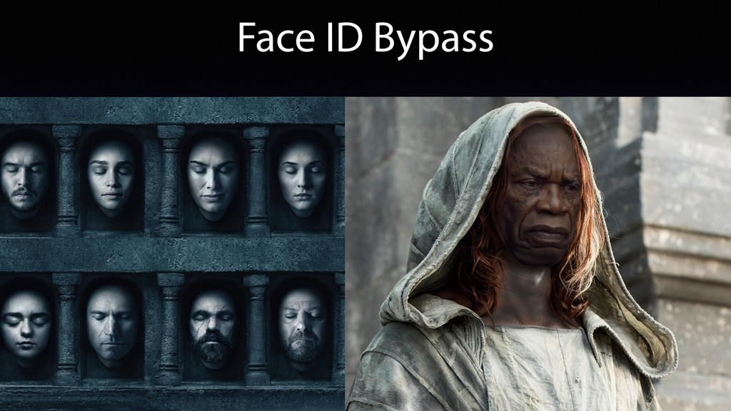 Face ID Bypass