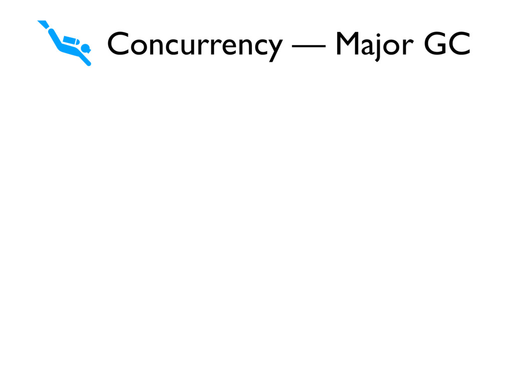 Concurrency — Major GC